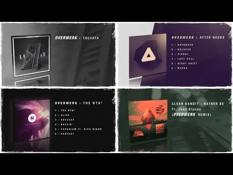 Fabrik - Best Of OVERWERK - Alltime