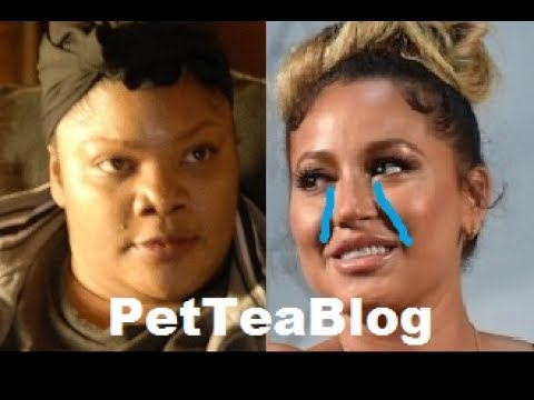 "Mo'nique SHADES Adrienne Bailon ""You Never WON a Academy Award!"" 🐸☕️"