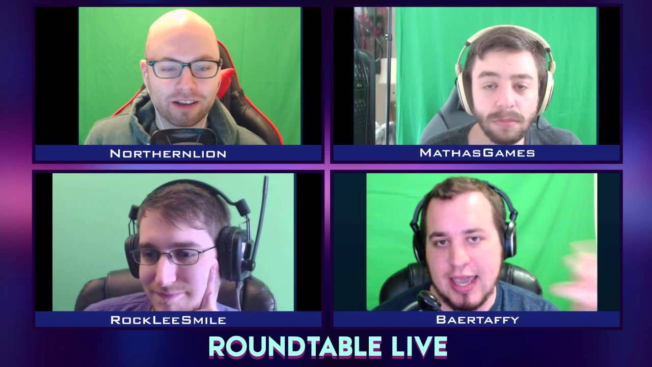 Round Table Podcast.The Roundtable Podcast 11 5 2015 Episode 21