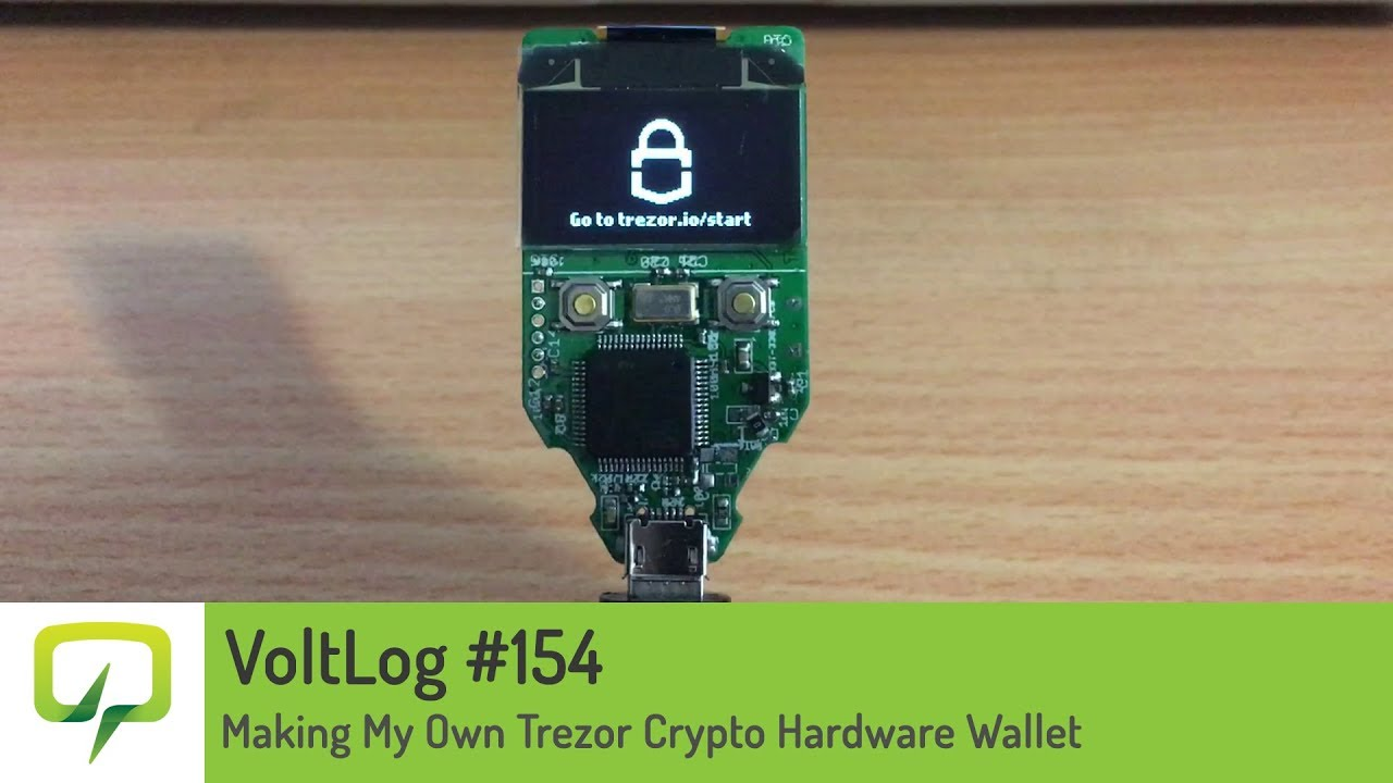 cryptocurrency wallets trezor