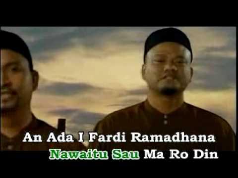 PUASA DULU BARU RAYA-RAIHAN[www.zaiedan.com]- niat puasa ramadan.mp4