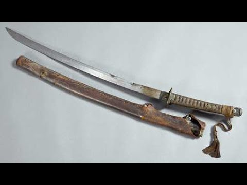 How Much Are WWII Japanese Swords Worth?