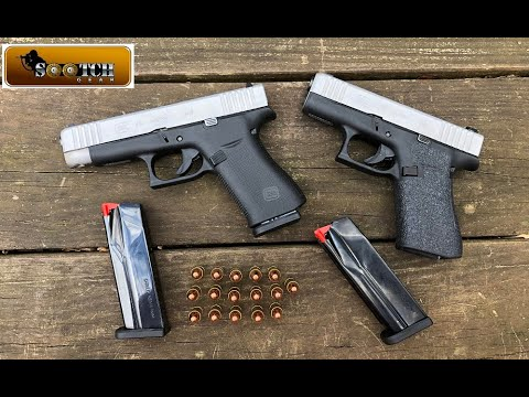 Shield Arms S15 Glock G43x /G48 15 Rd Magazine Review