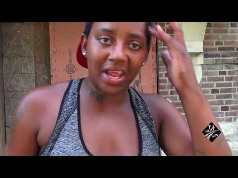 Prostitute Michelle S. 'Peaches' Talks About The Street Life In St. Louis