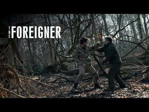 """The Foreigner   """"Suspect"""" TV Commercial   In Theaters Friday"""