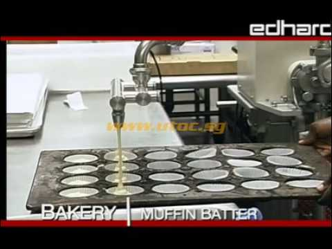 Edhard Filling Machine for Bakery by Utoc Singapore