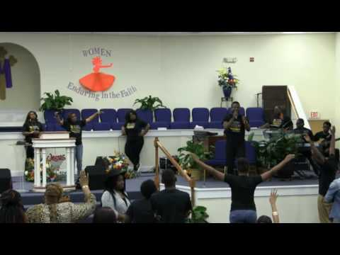 Pastor Enrique Holmes @ The Intercessor's Gathering Brunswick, GA
