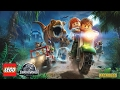 LEGO Jurassic World Jurassic Park All Cutscenes Full Movie