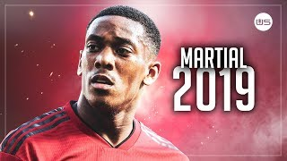 EVERY Anthony Martial GOAL for Man United  2015-19 HD