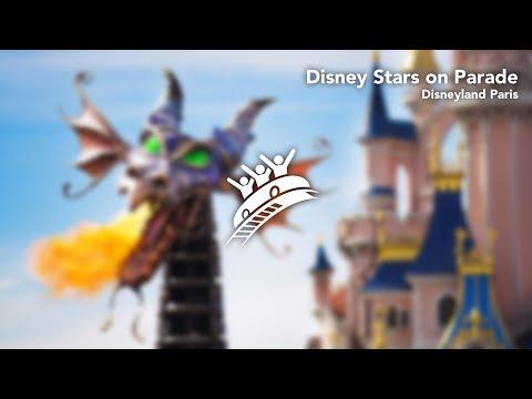Disneyland Paris: Disney Stars on Parade - Theme Park Music