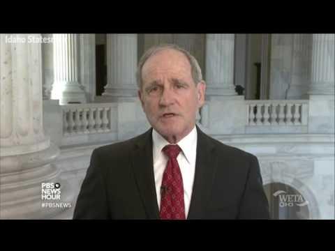 Sen. Risch discusses Russian probe