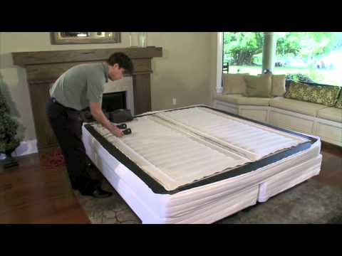 Airbed Features: Strata Core System Compare to Sleep Number by Select Comfort