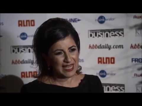 Interview Bathroom Origins Owner Sofia Charalambous At The Ek Bbusiness Awards Review 2016 Youtube