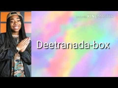 Deetranada -box lyrics