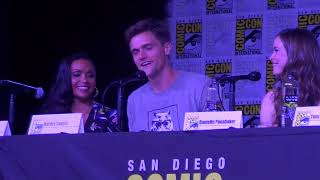 San Diego Comic-con 2018 The Flash panel