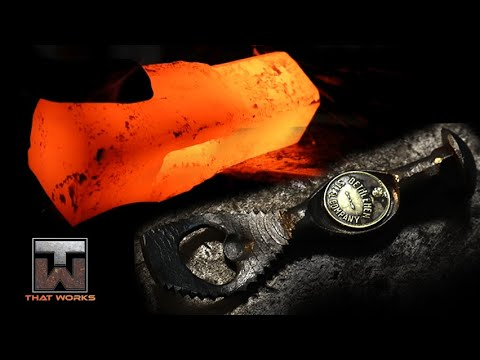 Forging Bottle Openers, Shop Upgrades, Bladeshow 2020 And Hammers !