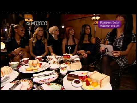 Pussycat Dolls - Interview @ Waking You Up with E4 Music @ 4Music (23rd February 2009)