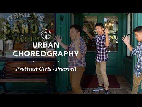 Free Download Urban Choreography   Prettiest Girls - Pharrell Williams Mp3 dan Mp4
