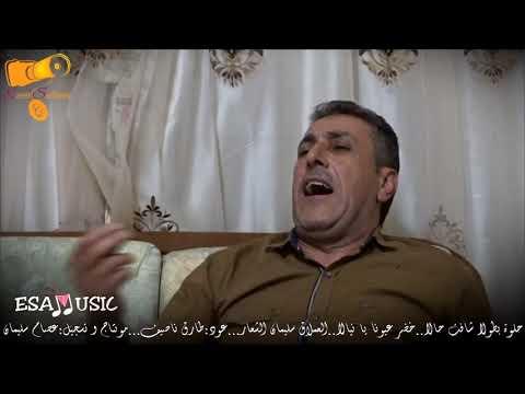 أسطورة العتابا السورية سليمان الشعار حلوة بطولا شافت حالا خضر عيونا يا نيالا