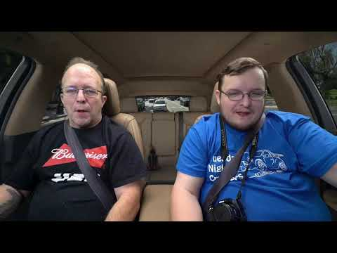 Carpool Karaoke with my Dad at NAIAS 2018