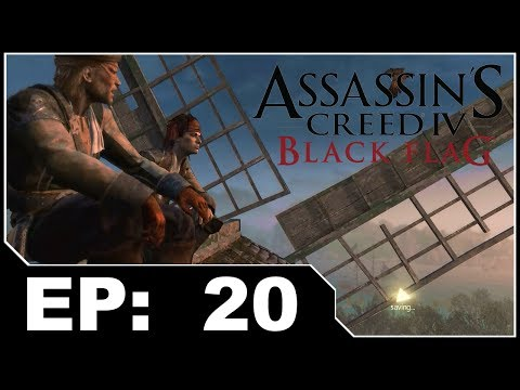 Assassin's Creed 4: Black Flag - EP20 Unmanned