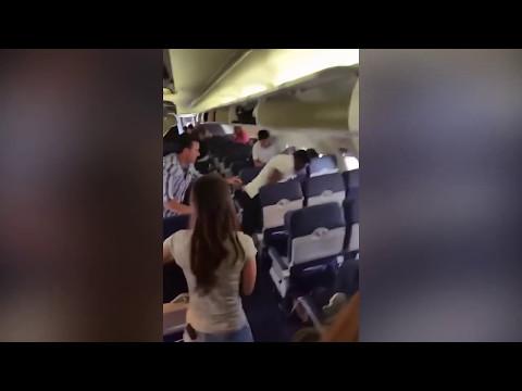 Brawl breaks out on Southwest Airlines flight
