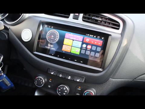 Kia Ceed (JD) (2012+) на Android 6.0.1 магнитола обзор в машине