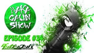 Baka Gaijin Novelty Hour - Danganronpa - Episode #34