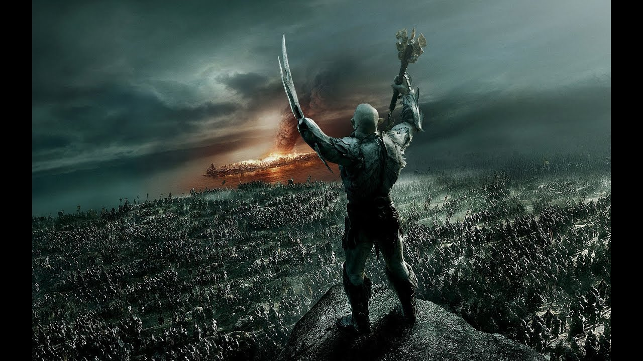 Download ORCS* Army Marches & Attacks- LOTR/ Hobbit