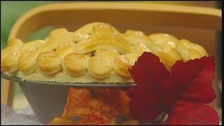 Mass Appeal Caramel Apple Upside-down Pie