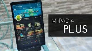 Review Xiaomi Mi Pad 4 Plus (Español) COMPLETA y EXTENSA !!