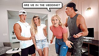 Confronting Our Friends About Why We Aren't In The Wedding..