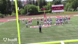 Chris Jones Highlights || 2014 Olivet College Football