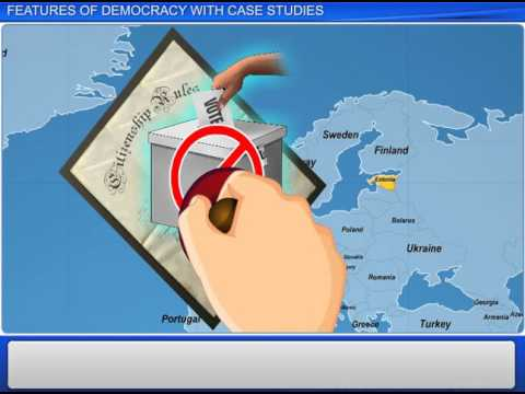 2 Features of Democracy With Case Studies