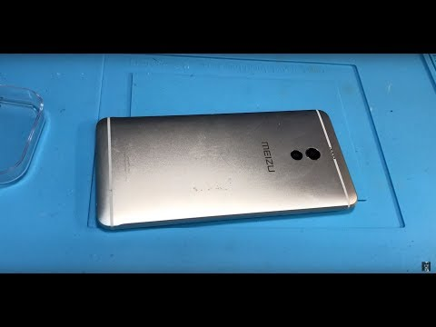 Meizu M6 Note - полная разборка / Complete Disassembly Meizu M6 Note