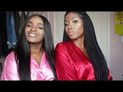 CHIT CHAT GRWM   Why Are We Single? Ft. Viva La Nneoma