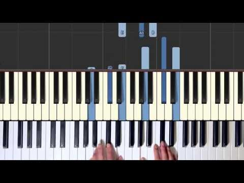 Pink Rabbits - The National (Piano Cover)