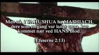 Frelsesbønn - norsk tekst