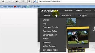 How to Download Camtasia Studio 6 Free Trial