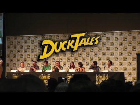 DuckTales (2017) Panel - San Diego Comic-Con - HD