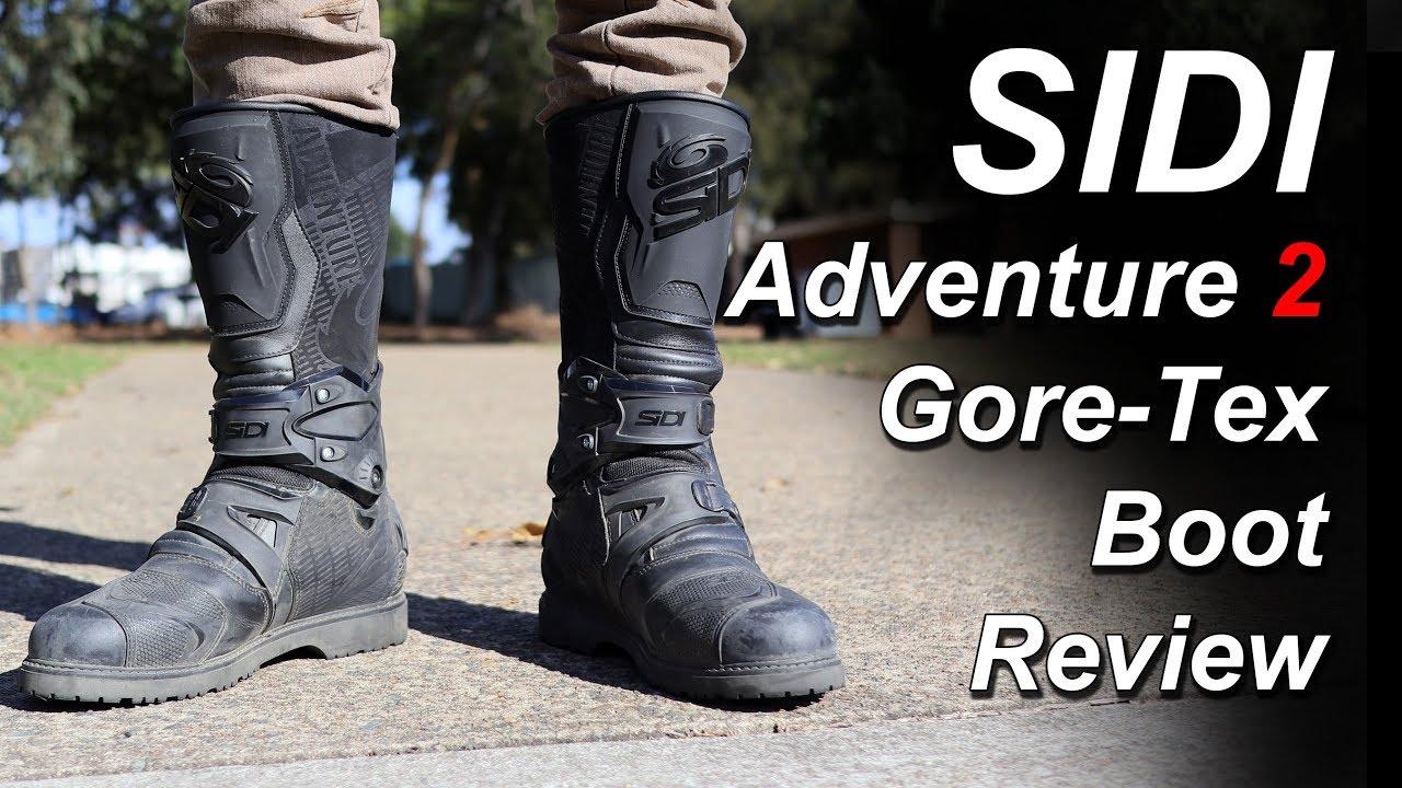 Sidi Adventure 2 Gore-Tex Boots Black 45