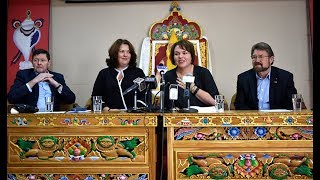 Press Conference by Australian Parliamentary Delegation