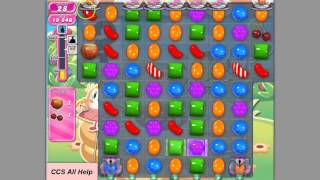 Candy Crush Saga level 754 NO BOOSTERS