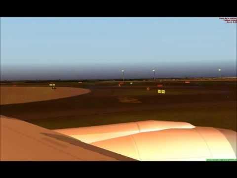 Tokyo Narita to denver, Colorado. United B787 / 東京成田へデンバー (Full flight: Taxi, take-off and landing)