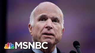 Senator John McCain: Lack of Information About The Niger Attack May Require Subpoena   MSNBC