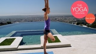 Total Body Holiday Yoga Workout | The Yoga Solution With Tara Stiles