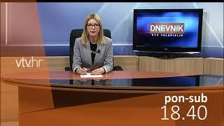 VTV Dnevnik najava 11. siječnja 2018.