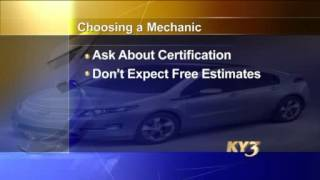 BBB Brief - Choosing a Reliable Auto Mechanic