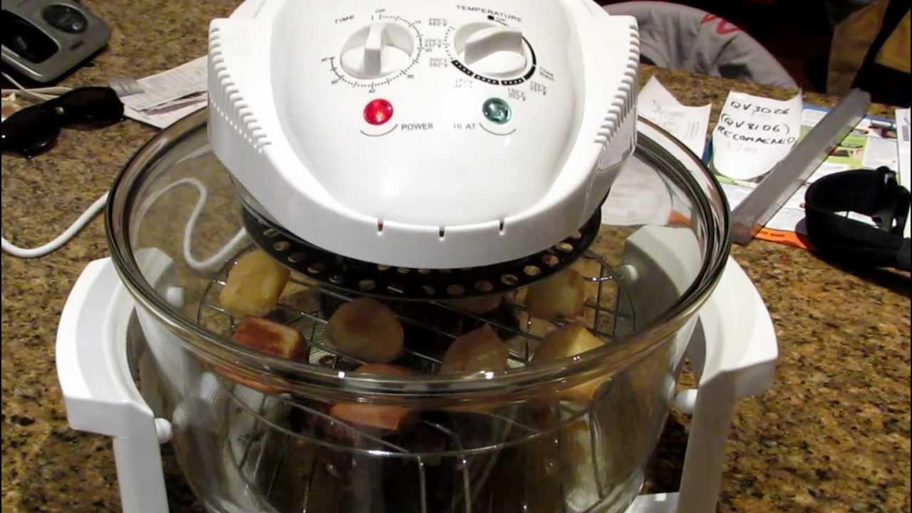 Convection Oven Lamb Shanks & Baked Potatoes
