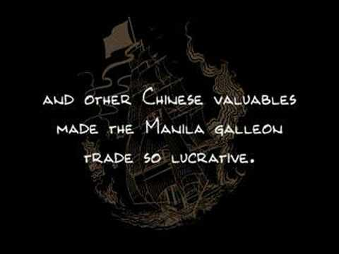 The Manila-Acapulco Galleon Trade